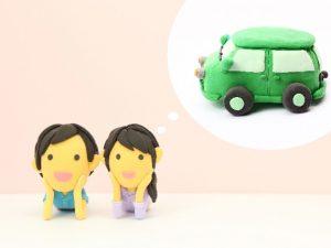新車購入する夫婦